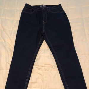 No Boundaries High Rise Skinny Jeans